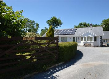 Thumbnail 4 bed detached bungalow for sale in Capel Hendre, Ammanford