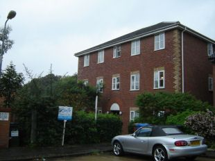 Thumbnail 1 bedroom flat to rent in Finbars Walk, Ipswich, Suffolk