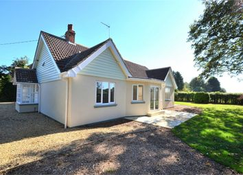 Thumbnail 3 bed detached bungalow for sale in Common Lane, North Runcton, King's Lynn