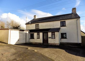 Thumbnail 3 bed cottage for sale in Lower Town, Winkleigh
