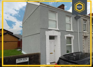Thumbnail 3 bed end terrace house for sale in Zion Row, Llanelli