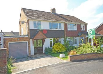 Thumbnail 3 bed semi-detached house to rent in King John Road, Kingsclere, Newbury