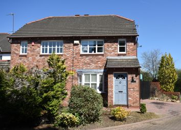 Thumbnail 2 bed semi-detached house for sale in Mosswood Road, Wilmslow