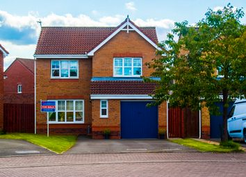 Thumbnail 4 bed detached house for sale in Kersehill Circle, Falkirk, Stirlingshire
