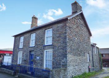 Thumbnail 4 bed detached house for sale in Pwllhobi, Llanbadarn Fawr, Aberystwyth, Cardiganshire