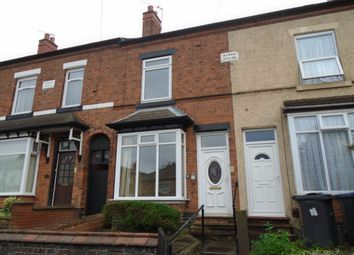 Thumbnail 2 bed terraced house to rent in Deakins Road, Yardley, Birmingham