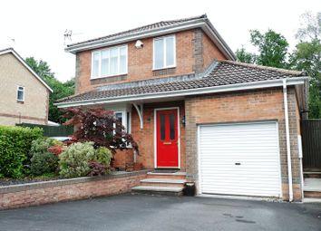Thumbnail 3 bed detached house for sale in Ffordd Gwynno, Llantwit Fardre, Pontypridd