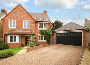 Thumbnail 4 bed detached house for sale in Broad Meadow, Leonard Stanley, Stonehouse, Gloucestershire