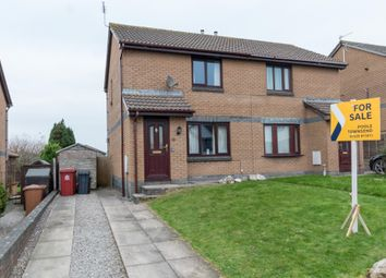 Thumbnail 2 bed semi-detached house for sale in Grey Friar Close, Barrow-In-Furness