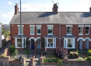 Thumbnail 4 bed terraced house for sale in Out Risbygate, Bury St. Edmunds