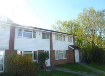 Thumbnail 3 bed terraced house to rent in Reynards Close, Winnersh, Wokingham