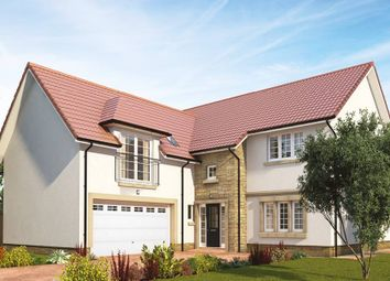 "Thumbnail 5 bed detached house for sale in ""The Melville At Kilmardinny Grange"" at Milngavie Road, Bearsden, Glasgow"
