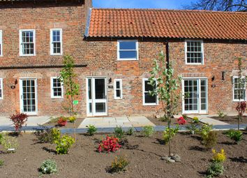 Thumbnail 1 bed barn conversion for sale in Thorpe Cottage, Beech Court, Cliffe, Selby