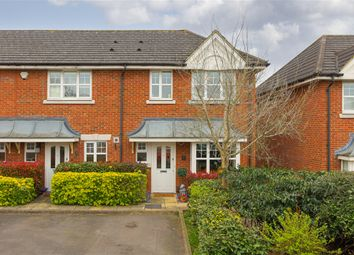 Thumbnail 3 bed end terrace house for sale in Faraday Place, West Molesey