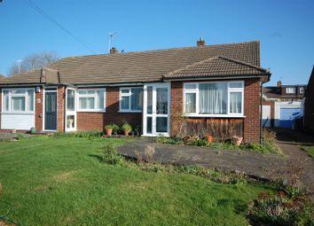 Thumbnail 2 bedroom semi-detached bungalow for sale in Millcrest Road, Goffs Oak, Waltham Cross