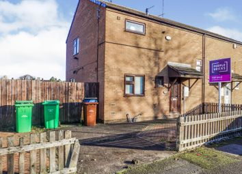 Thumbnail 3 bed semi-detached house for sale in Naiomi Crescent, Bulwell