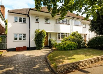 Thumbnail 6 bed semi-detached house to rent in HA5, Pinner,