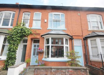 Thumbnail 3 bed terraced house for sale in St. Pauls Road, Leicester