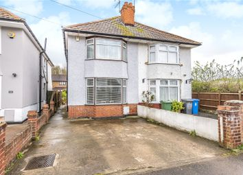 Thumbnail 2 bedroom semi-detached house to rent in Vale Road, Windsor, Berkshire