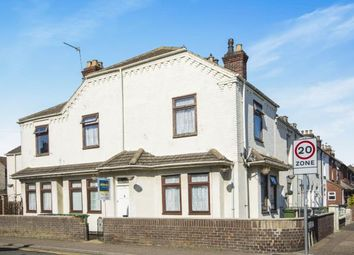 Thumbnail 3 bed end terrace house for sale in Southtown, Great Yarmouth, Norfolk