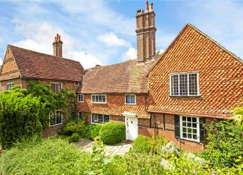 Thumbnail 5 bed detached house for sale in Church Lane, Cranleigh, Surrey