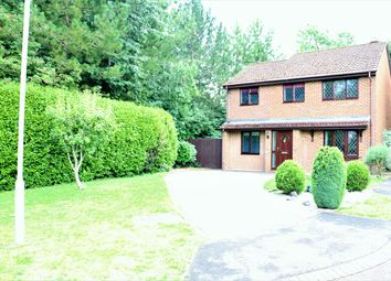 Thumbnail 4 bed detached house for sale in Matilda Drive, Basingstoke
