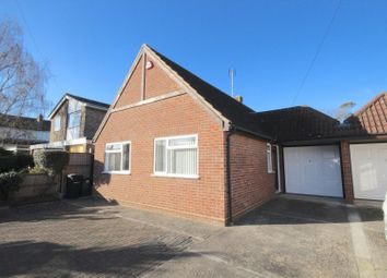 Thumbnail 2 bed detached bungalow for sale in Lubbards Close, Rayleigh