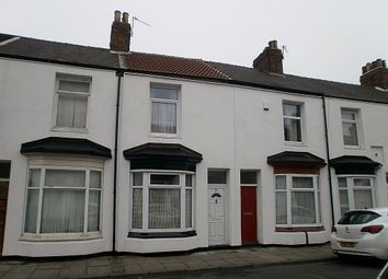 Thumbnail 2 bedroom terraced house to rent in Meath Street, Middlesbrough