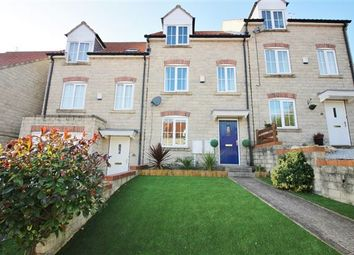 Thumbnail 4 bed terraced house for sale in Bennett Croft, North Anston, Sheffield