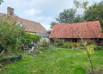 Thumbnail 3 bed detached house for sale in New Road, Haslingfield, Cambridge