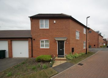 Thumbnail 3 bed link-detached house to rent in Jersey Close, Coventry