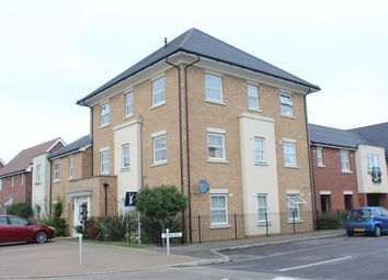 Thumbnail 2 bed flat to rent in Rowditch Furlong, Redhouse Park, Milton Keynes