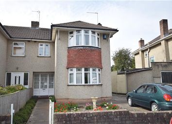 Thumbnail 3 bed semi-detached house for sale in 4 Downleaze, Downend, Bristol