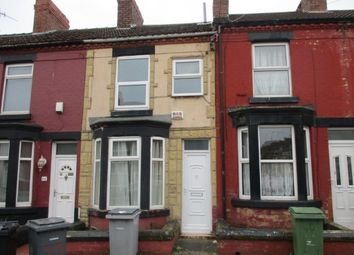 2 bed terraced house for sale in Crofton Road, Birkenhead CH42