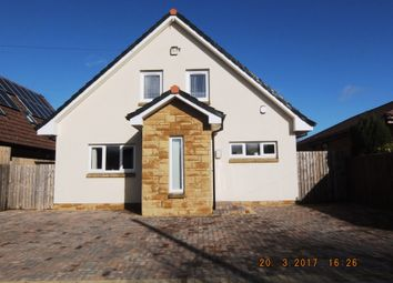 Thumbnail 4 bedroom detached house for sale in Burngrange Court, West Calder