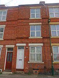 Thumbnail 3 bedroom terraced house to rent in Forster Street, Nottingham