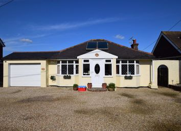 Thumbnail 2 bedroom detached bungalow for sale in Rattle Road, Westham
