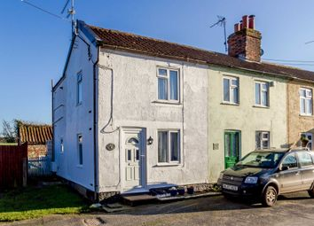 Thumbnail 2 bedroom end terrace house for sale in Northwell Pool Road, Swaffham