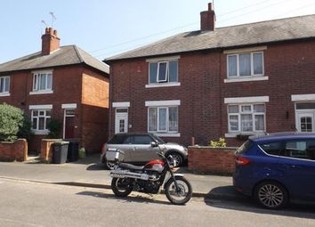 Thumbnail 2 bed end terrace house for sale in Victory Road, Beeston, Nottingham, Nottinghamshire