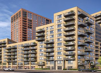 Thumbnail 1 bed flat for sale in Merrick Road, Southall