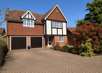 Thumbnail 5 bed detached house for sale in Flamingo Drive, Herne Bay