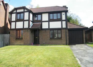 Thumbnail 4 bed detached house for sale in Britts Farm Road, Buxted, Uckfield, East Sussex