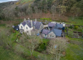 Thumbnail 6 bed detached house for sale in (The Old Vicarage), Llanrhystud