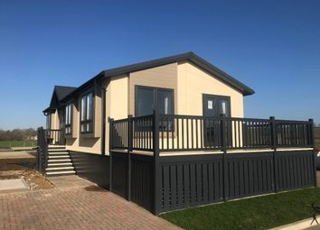Thumbnail 2 bed mobile/park home for sale in Park Ave, Yarwell Mill Country Park