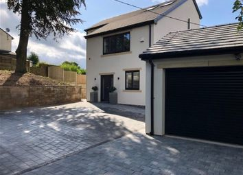 Thumbnail 4 bed detached house for sale in Mottram Old Road, Stalybridge, Cheshire