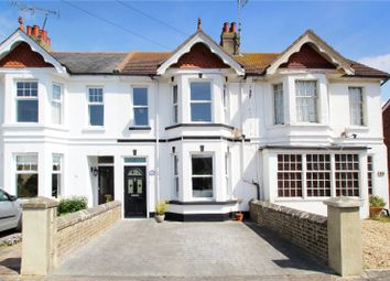Thumbnail 3 bed terraced house for sale in Manor Road, East Preston, Littlehampton