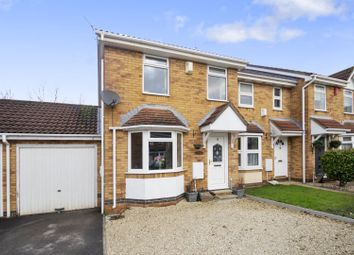 Thumbnail 3 bed end terrace house for sale in Lingfield Park, Downend