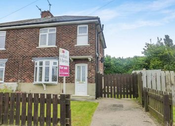 Thumbnail 3 bed semi-detached house for sale in Hempdyke Road, Scunthorpe