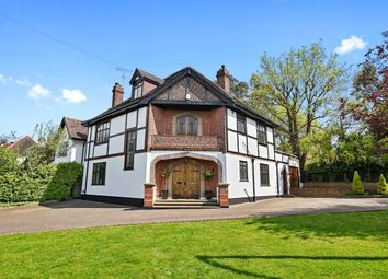 Thumbnail 5 bed detached house for sale in Alderton Hill, Loughton