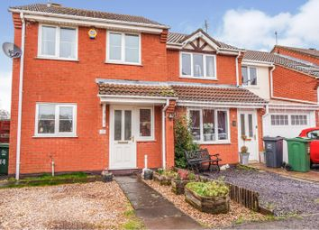 3 bed town house for sale in Partridge Close, Leicester LE7